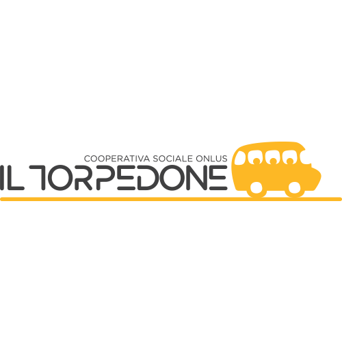 Questo è il logo de Il Torpedone cooperativa sociale onlus