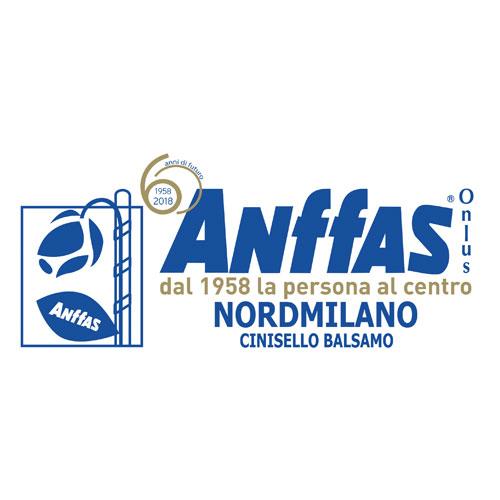 Questo è il logo di Anffas Nord Milano
